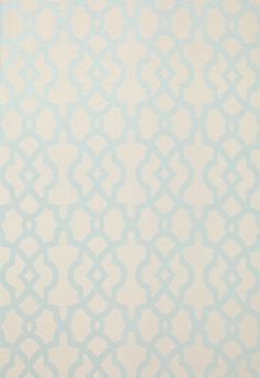 Fabric | Lincent Weave in Aqua | Schumacher