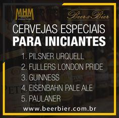Cervejas Especiais para Iniciantes
