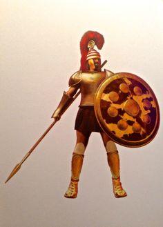 Christos Giannopoulos - Odysseus. Tags: trojan war, iliad, odyssey, odysseus, ulysses,
