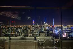 #Rainbow Room, New York City: Cocktails and Views at SixtyFive Lounge! The instantly recognizable Rockefeller building dominates the New York midtown skyline and is home to the Rainbow Room and SixtyFive Lounge, Top of the Rock observation deck and the NBC studios. A night to remember.