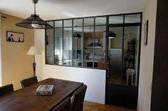 """Résultat de recherche d'images pour """"porte vitrée interieure loft"""""""