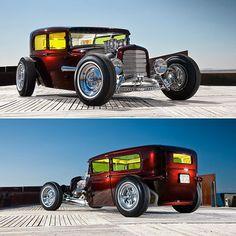 Muscle Cars, Traditional Hot Rod, Diy Car, Street Rods, Exotic Cars, Sport Cars, Tudor, Custom Cars, Concept Cars