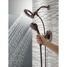 Delta Faucet T17294-RB-I Linden Venetian Bronze  One Handle w/Handshower Shower System |eFaucets.com