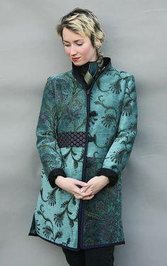 Mary Lynn O'Shea: Designer | Weaver | Manchester Coat