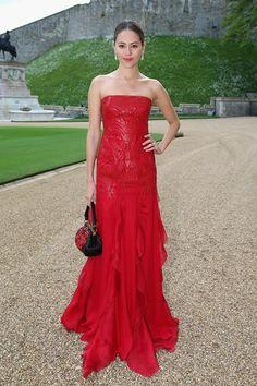 Ralph Laurens Royal Reception at Windsor Castle - Jessica Michibata