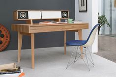 Yes please, an audio desk would be nice!
