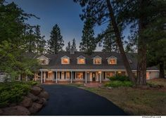 FOR SALE: 12929 Filly Lane, Truckee, Truckee, CA, 96161, Residential, 6 Beds, 6 Baths, 1 Half Bath, Truckee Real Estate. Open the door to elegance & beauty in this picture perfect country estate. Only rarely does a property as magnificent as this appear on the market. With its winding meadow lined drive circling around a dramatic rock garden centerpiece, breathtaking Boca Reservoir views, indoor pool and over 17 acres of privacy.
