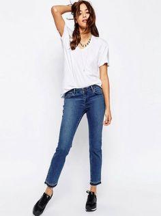 6a995189 Super how to wear boyfriend jeans petite casual Ideas Petite Jeans, Asos  Petite, Jeans