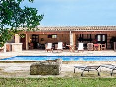 House with swimming pool, several terraces, summer kitchen, beds for 13 people | HomeAway