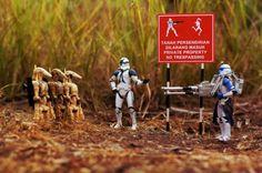 Une journée dans le quotidien dun Stormtrooper
