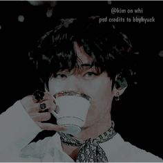 Animated gif shared by Ꮶimchi. Find images and videos about kpop, gif and black on We Heart It - the app to get lost in what you love. Taehyung Abs, Bts Jungkook, Aesthetic Images, Kpop Aesthetic, K Pop, We Heart It, V Gif, Bts Wings, Reasons To Smile