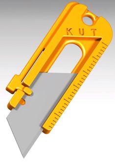 (K.U.T) Keychain Utility Tool by LarkysPrints - Thingiverse