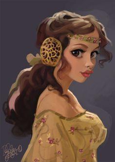 A Disney Amidala???
