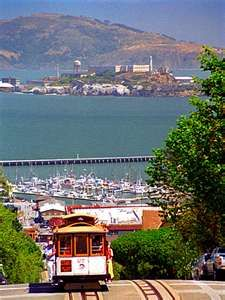 <3 San Francisco - Alcatraz Island and San Francisco