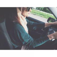 My instagram - golovkovashu ✌️ on We Heart It Hijab Niqab, Hijab Chic, Muslim Images, Girls Driving, Muslim Women Fashion, Hijabi Girl, Girls Dpz, Muslim Girls, Hijab Fashion