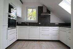 Kleine Küche Unterm Dach | Cucina | Pinterest | Attic, Kitchens And Lofts