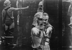 TIL Sean Connery rocked a red tankini in 1974 film 'Zardoz'