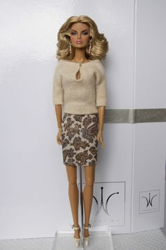 "Outfit Only Fashion for Fashion Royalty 12"" Integrity Toys Regular Fr Body 