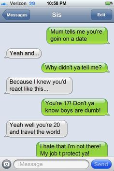 Protective brother little sister quotes, big brother quotes, sister quotes funny, big brother Older Brother Quotes, Little Sister Quotes, Big Brother Little Sister, Brother Humor, Brother Birthday Quotes, Sister Quotes Funny, Funny Quotes, Quotes Quotes, Funny Humor