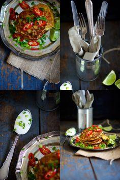 Majsfritter med chili