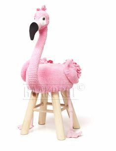Crochet Owl Pillows, Crochet Birds, Crochet Flower Patterns, Knit Or Crochet, Crochet Animals, Crochet Toys, Stool Cover Crochet, Knitting Projects, Crochet Projects