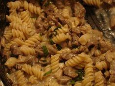 quick stew beef stroganoff with noodles