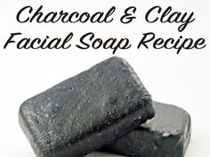 Prepare Your Clay and Charcoal Soap Old Style - Just Say Healthy