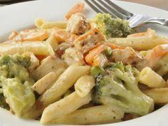 Pasta con brocoli
