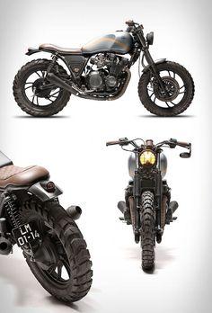 Yamaha XJ750 | by Dream Wheels Heritage » Design You Trust. Design, Culture & Society.: