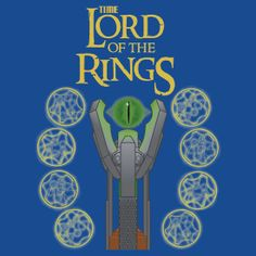Time Lord of the Rings by Irvin Pagan Whhaaaaaaa?!?!