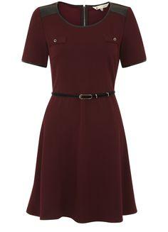Totally Textured Dress #yumi #aw14