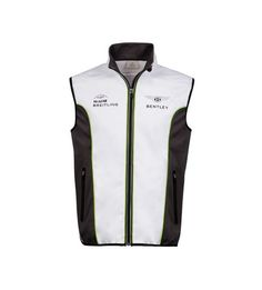 Bentley Motorsport Softshell Vest - Jackets and Outerwear - Dessert Motorsport Clothing, Motosport, Softshell, Vest Jacket, Stylish, Jackets, Clothes, Track, Dessert