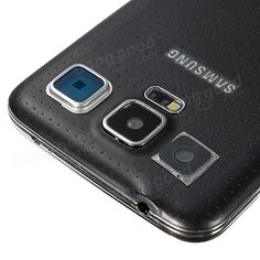 Phone Camera Lens Cover Replacement For Samsung Galaxy S5 i9600 Sale-Banggood.com