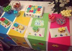 Combiniamone di tutti i colori! Babyparty Amo&Creo - Idee per ogni occasione