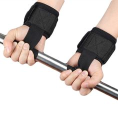 Free Delivery Fitness Weight Lifting Wrist Gloves Straps //Price: $16.99 & FREE Shipping to USA // www.fitnessamerica.store //    #homefitness