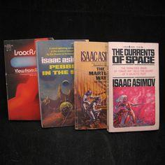 Classic Asimov Book Bomb