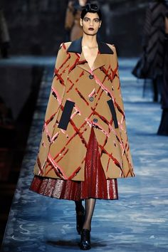 Marc Jacobs - Autumn/Winter 2015-16 New York Fashion Week #NYFW #BestLooks #FashionDream