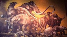 How much did the Pleistocene extinctions hurt nutrient flow?