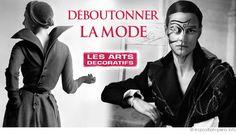 Déboutonner la mode - Les arts décoratifs - 2015 - Photo : Les arts décoratifs