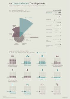 An Unsustainable Development [INFOGRAPHIC]