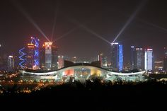 Situated in the South of the Guangdong Province of China, Shenzhen is a popular location for those wishing to visit Hong Kong and the surrounding area. Just four decades ago, Shenzhen was a sleepy fishing village called Bao'an County....   www.travangelo.co.uk