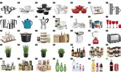 model+model Released Vol. 09 / Kitchen Accessories - 3D Architectural Visualization & Rendering Blog