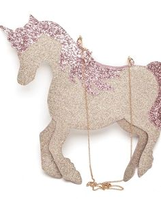 9 mythical must-have looks - Mini-unicorn bag // sophiawebster.co.uk