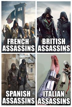 Top 20 Assassin's Creed Memes Assassin's Creed I, Assassins Creed Memes, Assassins Creed Odyssey, Video Games Funny, Funny Games, Video Game Quotes, Assasins Cred, Italian Memes, Hilarious Pictures