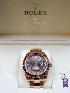 Rolex Sky Dweller Full Rose Gold - ref 326935