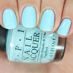OPI Sailing & Nailing | Retro Summer 2016 Collection | Peachy Polish