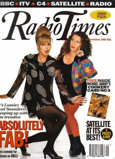 Radio Times Cover 1992-11-07
