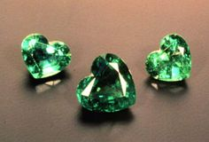 Did you know emerald gets its green color from the elements chromium and vanadium? Which gem is your favorite? Learn more with NOVA. (photo: © International Colored Gemstone Association)