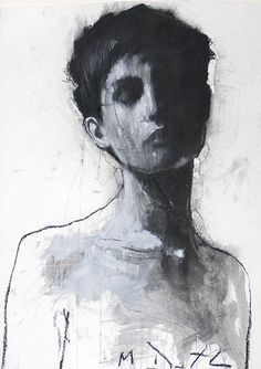 Mark Demsteader - Contemporary Artist - Figurative Painting - Drawings.