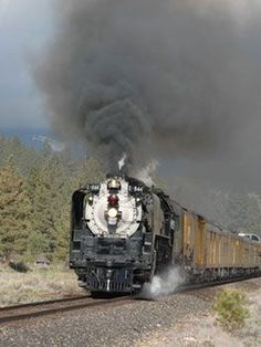 Riding Steam Trains and Others in Northern California